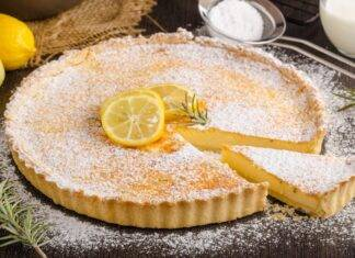 dolce al limone FOTO ricettasprint