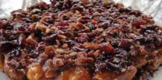 torta con frutta secca e gelatina FOTO ricettaspint