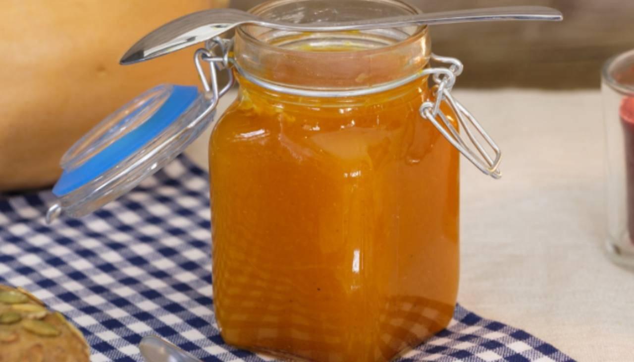 marmellata condimento ortaggio autunno