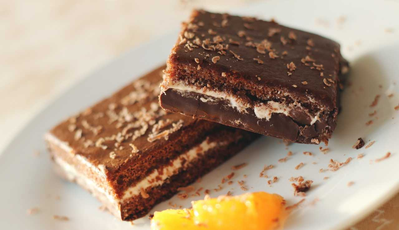 Merendine cioccolato e panna ricettasprint