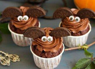 muffin veloce Halloween