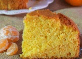 dessert con clementine