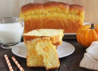 pane morbido con zucca FOTO ricettasprint