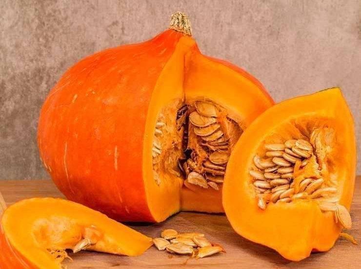 Parmigiana con zucca e speck FOTO ricettasprint