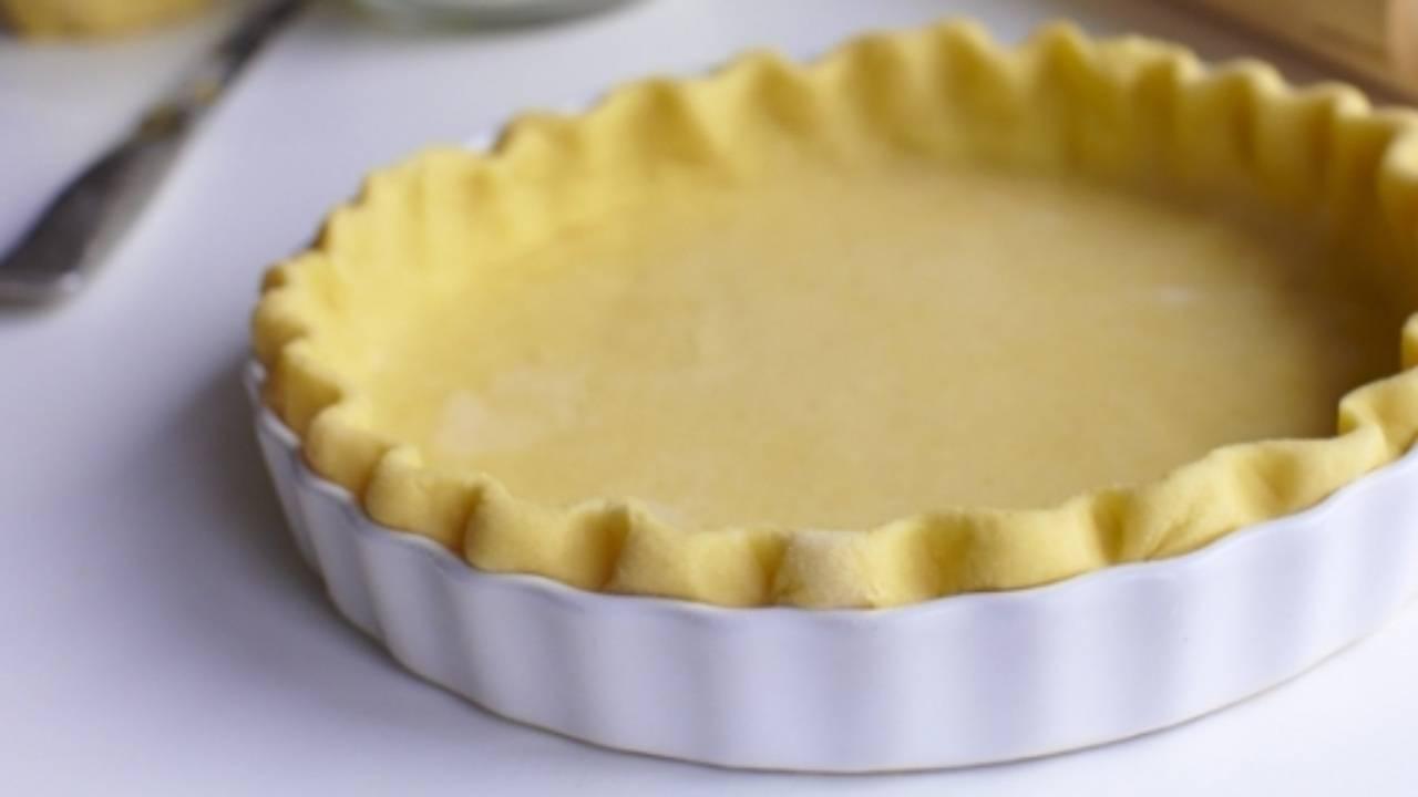 Pasta brisè con variante FOTO ricettasprint