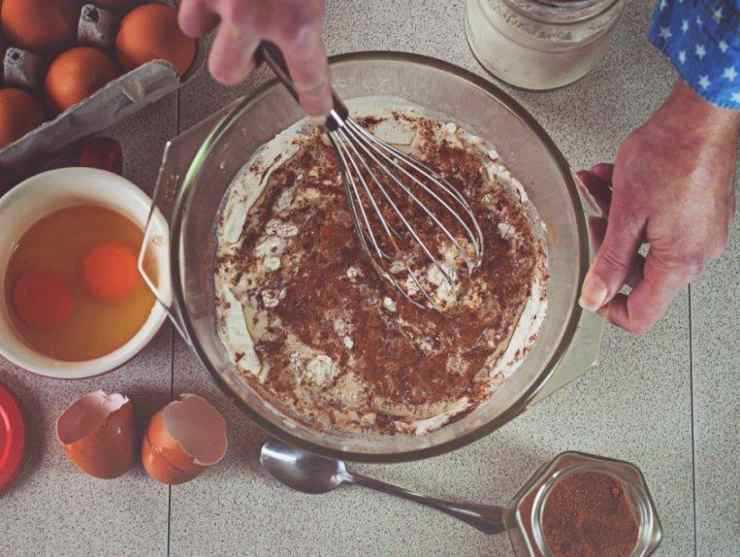 Pasta frolla al cacao e cannella ricettasprint