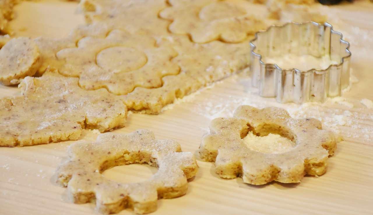 Pasta frolla alle noci ricettasprint