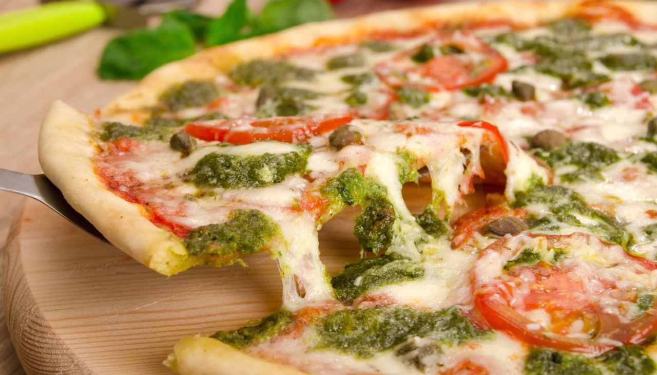 pizza specialità tuta italiana