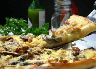 Pizza veloce ottobrina
