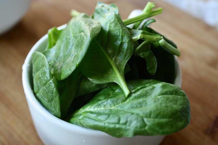 Polpette di spinaci e ceci ricettasprint