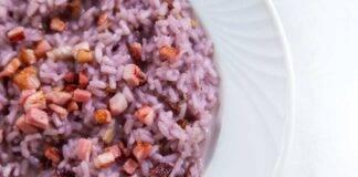 risoto semplice ortaggio formaggi carne