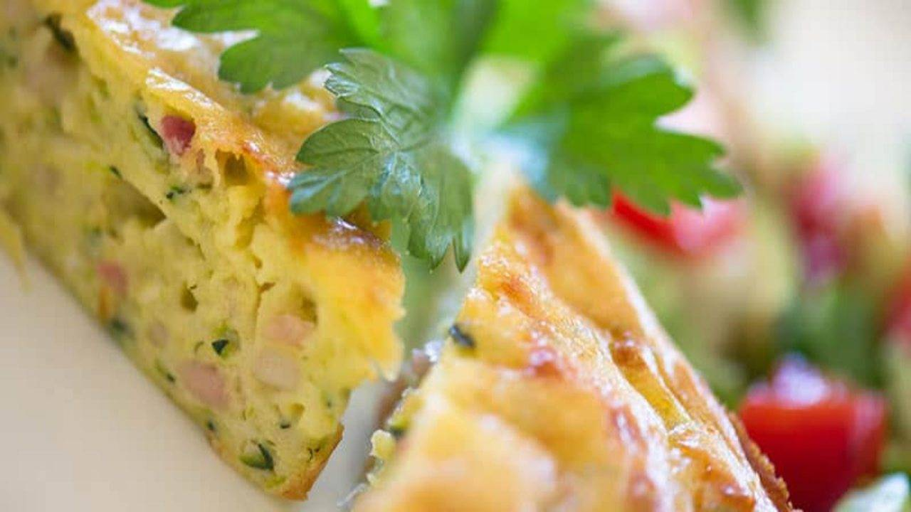 snack salato alle zucchine FOTO ricettasprint