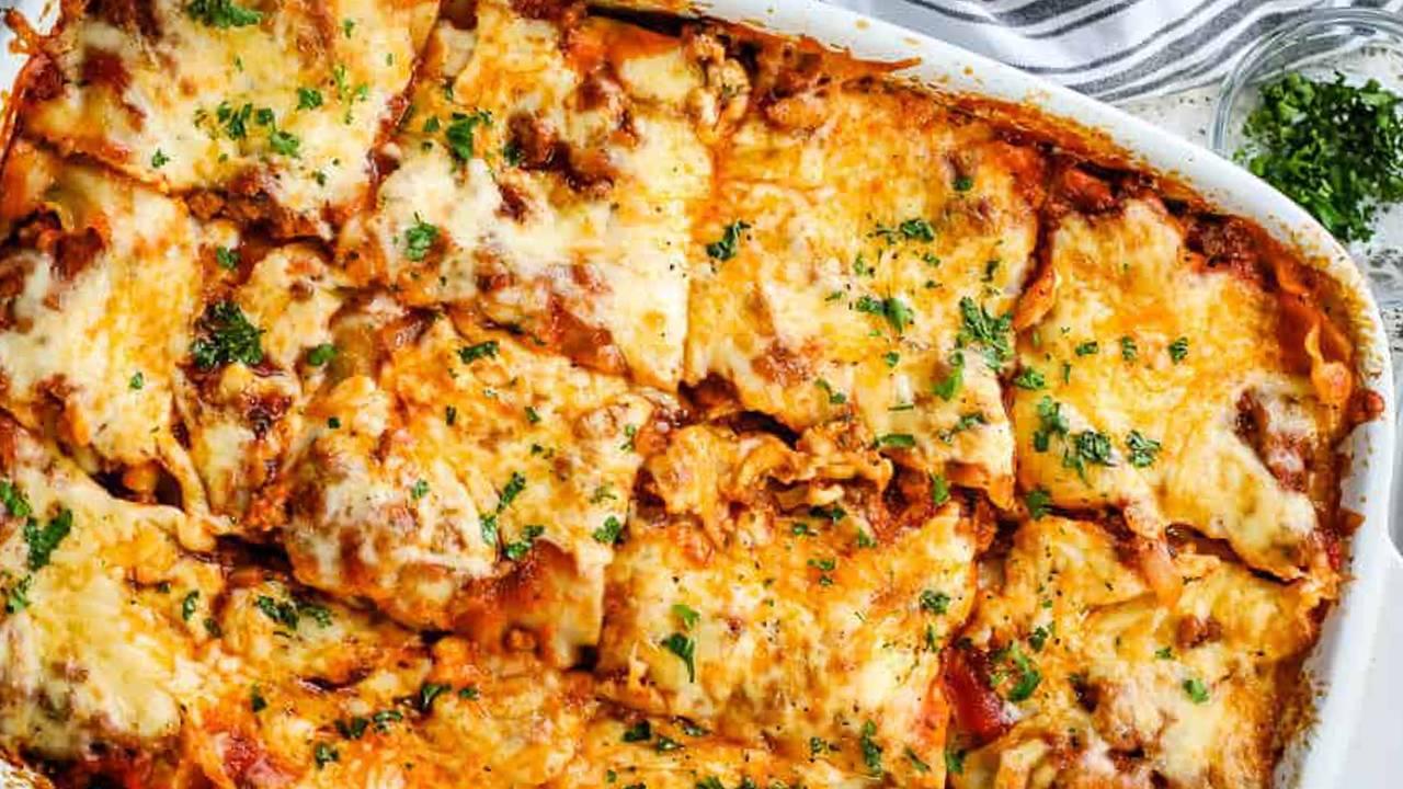 Pasta al forno alla napoletana