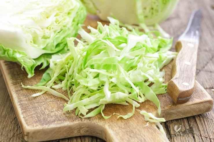Timballo verza e scamorza FOTO ricettasprint
