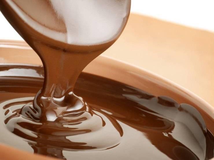 Torrone cioccolato