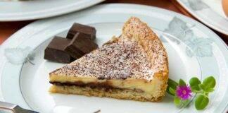 Torta ricotta e cioccolato fondente ricettasprint