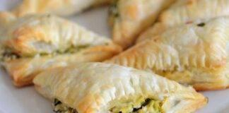 pasta sfoglia e zucchine FOTO ricettasprint