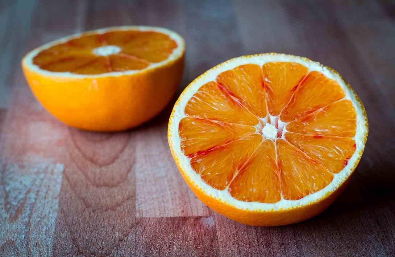 arancia pasta tonno