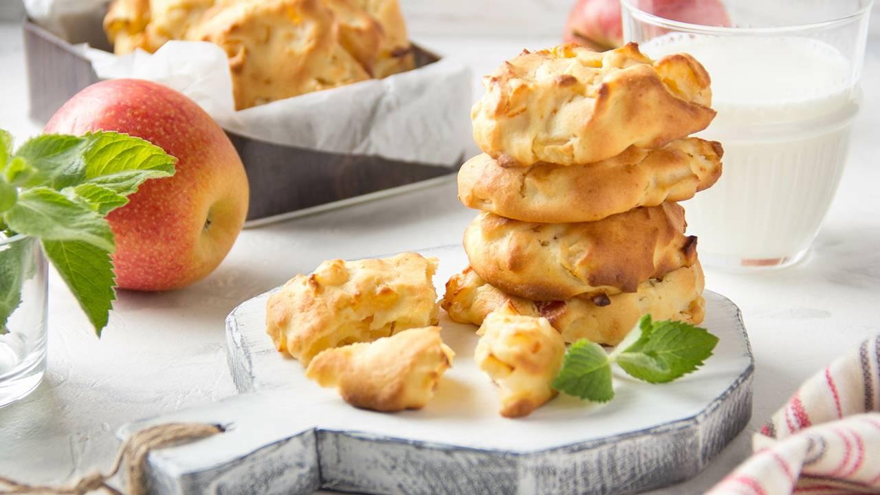 pasticicni di pasta briseè alle mele