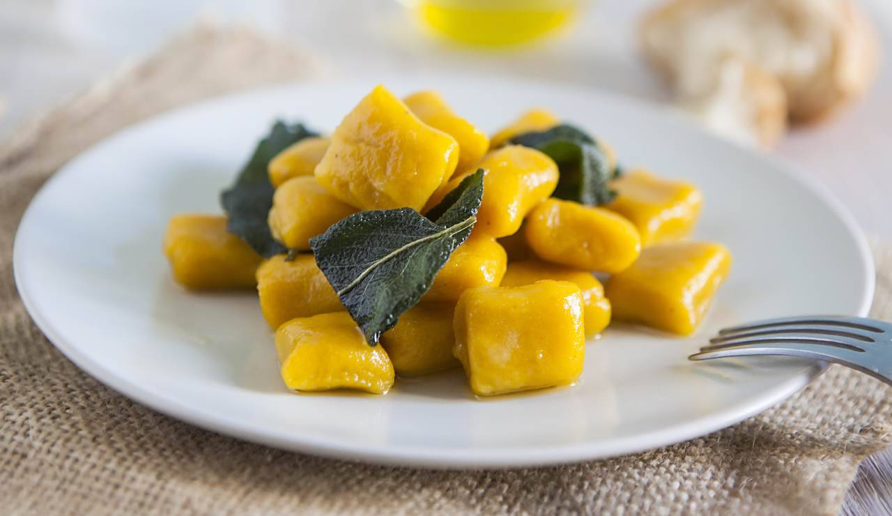 gnocchi di ricotta e curry ricettasprint