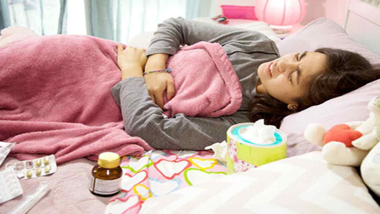 influenza intestinale sintomi cosa mangiare