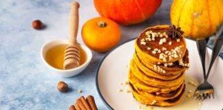 Pancake zucca e cannella