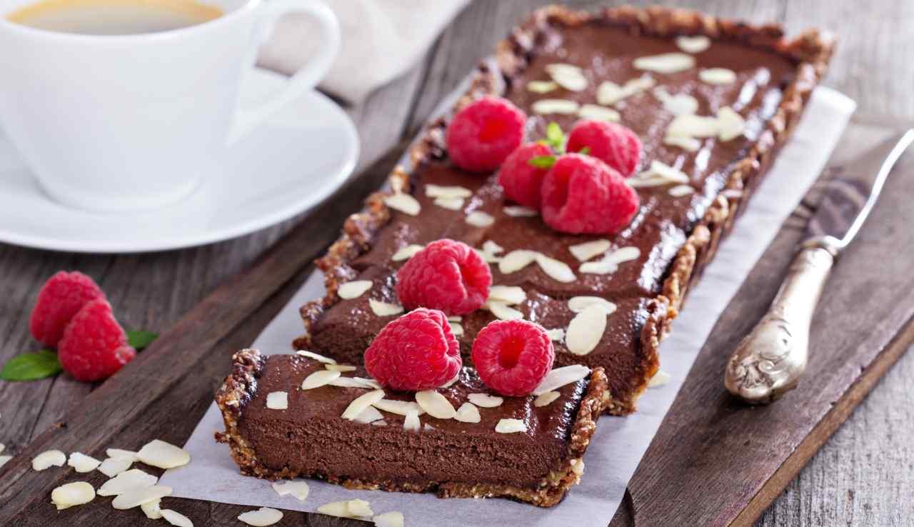 torta al cacao e mandorle ricettasprint