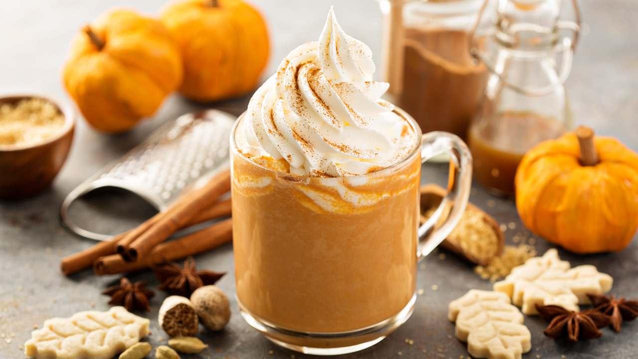 Zabaione al caffè con panna alla cannella