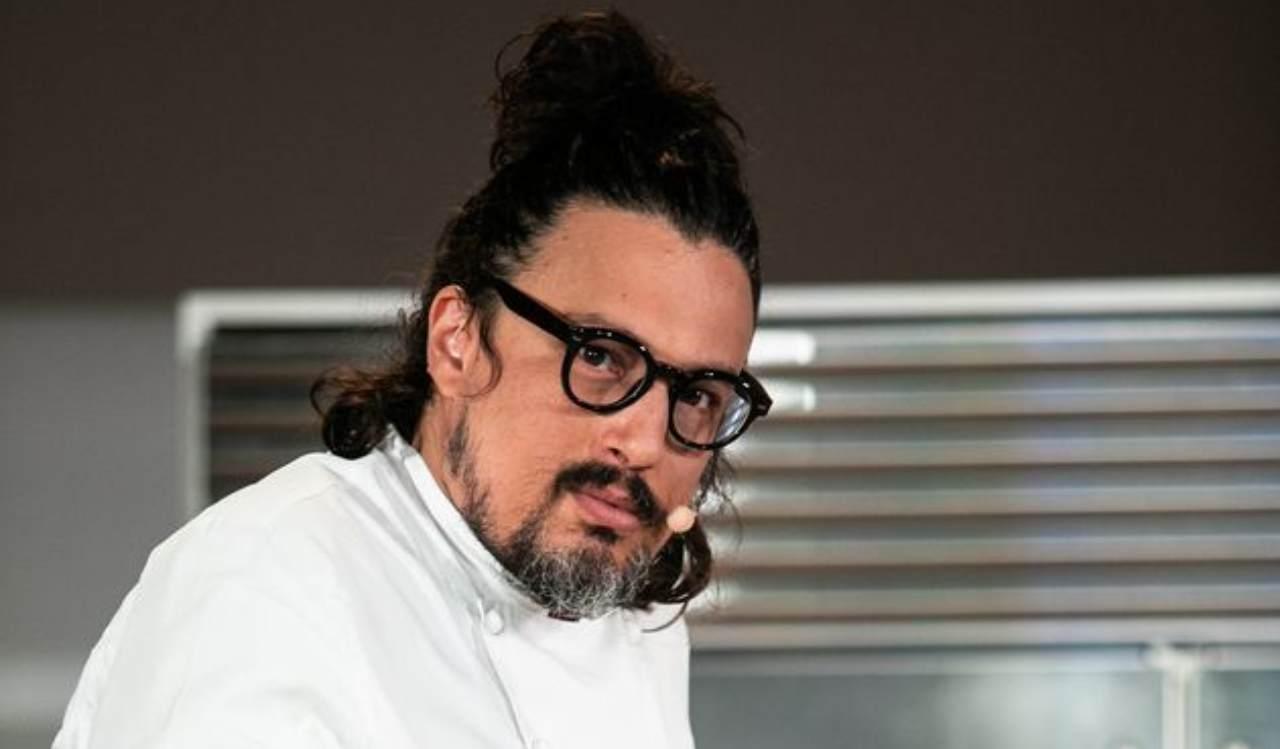 Alessandro Borghese sfida ai fornelli - RicettaSprint