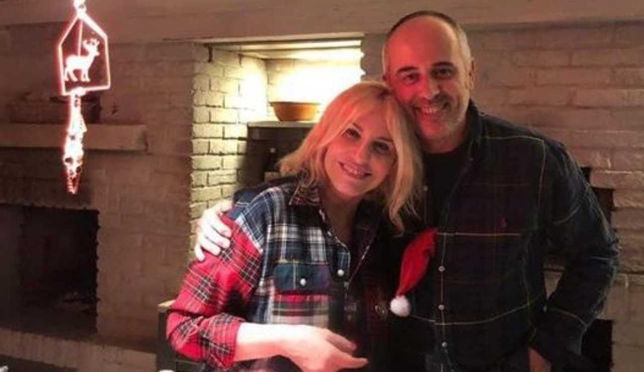 Antonella Clerici Natale casa addobbata ricettasprint