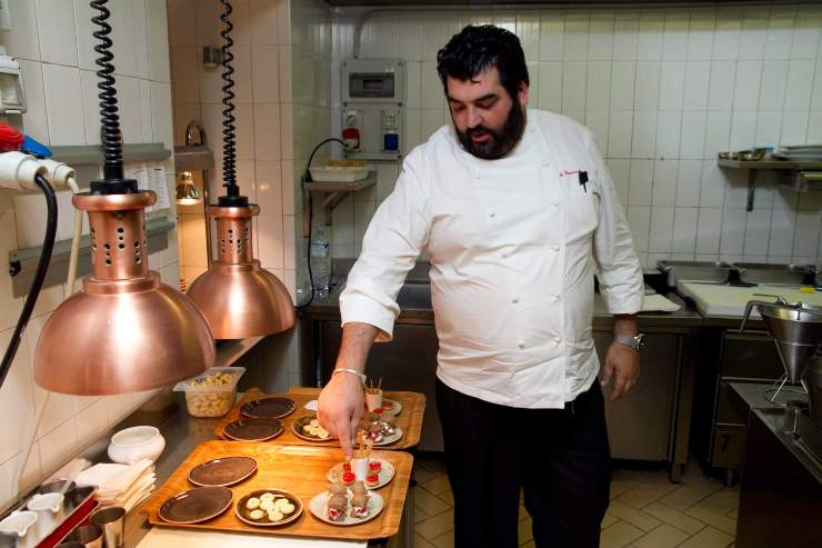 Antonino Cannavacciuolo in viaggio - RicettaSprint