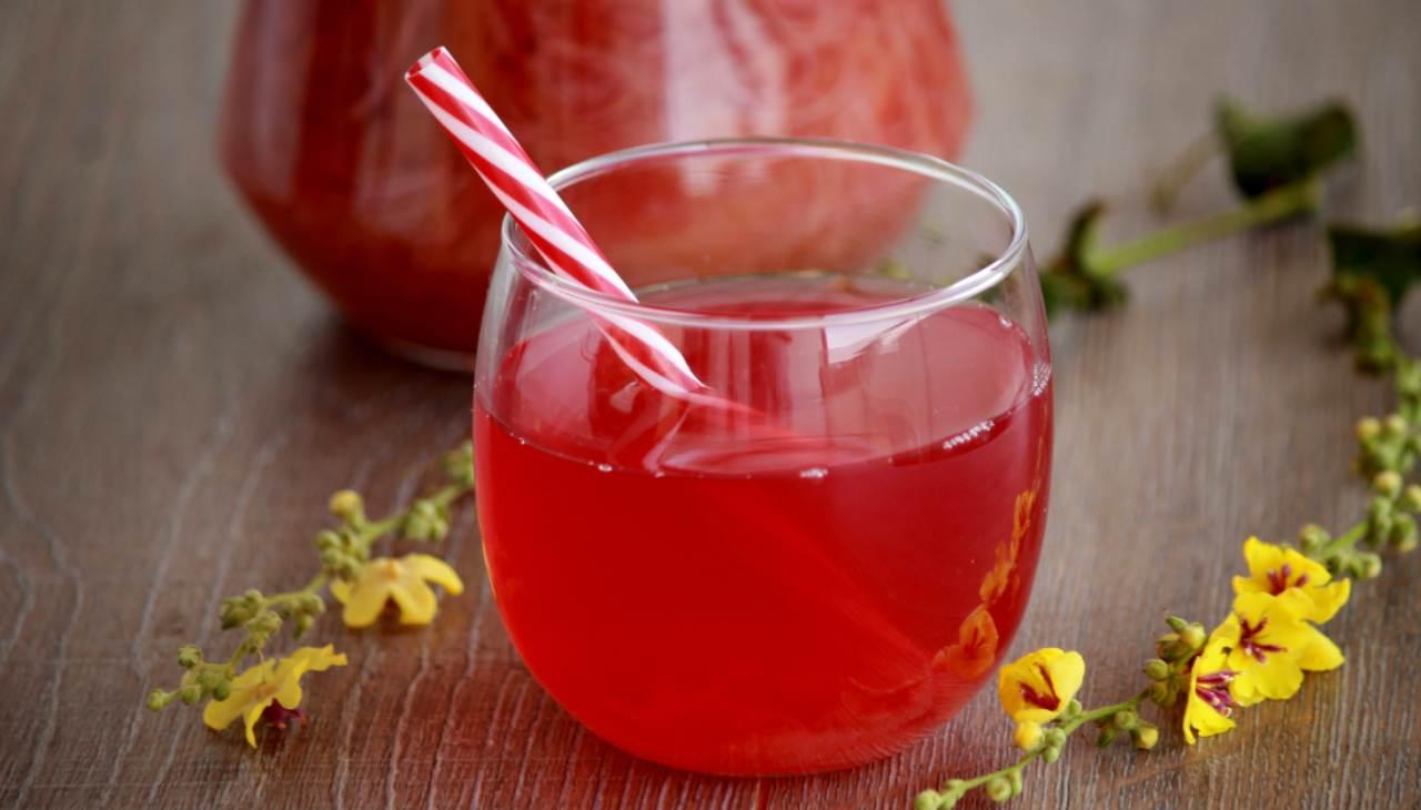 Aranciata rossa casalinga ricetta