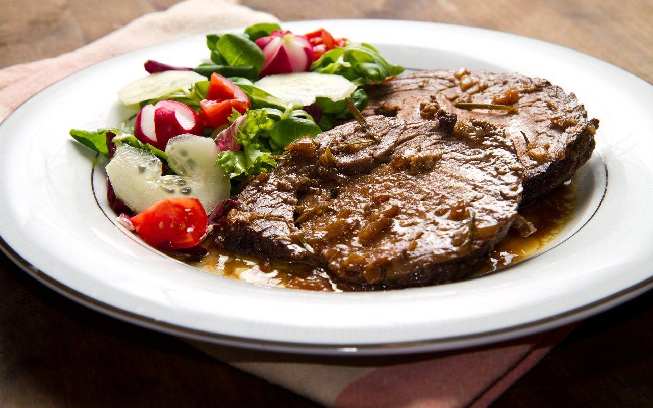 carne arrosto FOTO ricettasprint