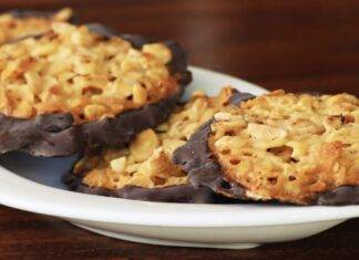 Biscotti fiorentini o Florentines ricetta