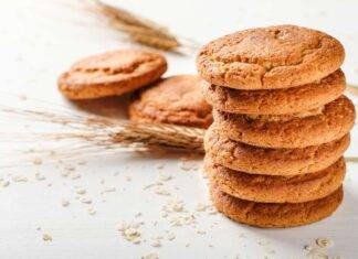biscotti integrali yogurt ricetta FOTO ricettasprint