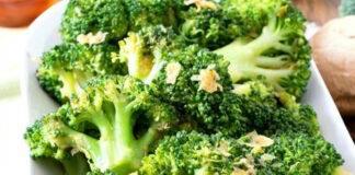 Broccoli con zenzero