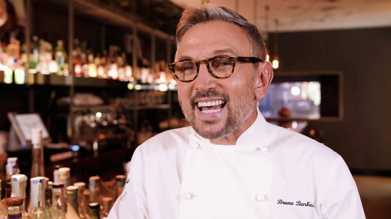 Bruno Barbieri castagne al forno - RicettaSprint