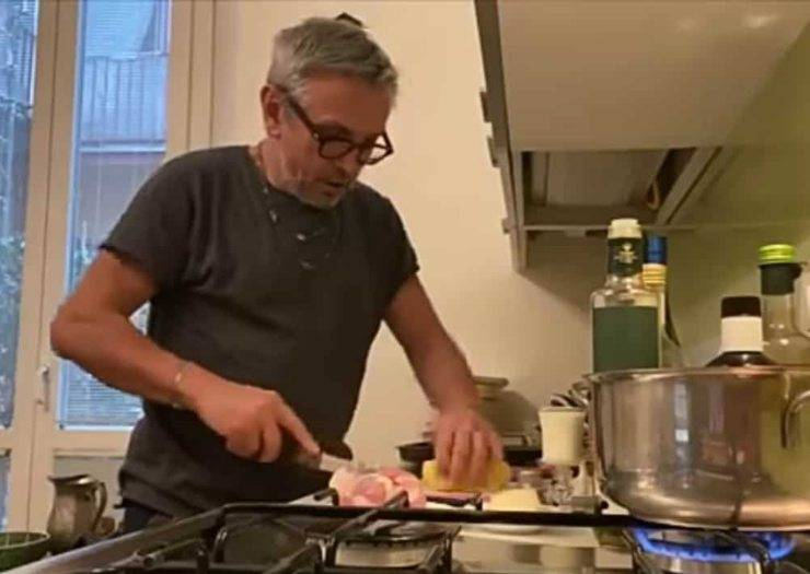Bruno Barbieri i profumi del mare - RicettaSprint