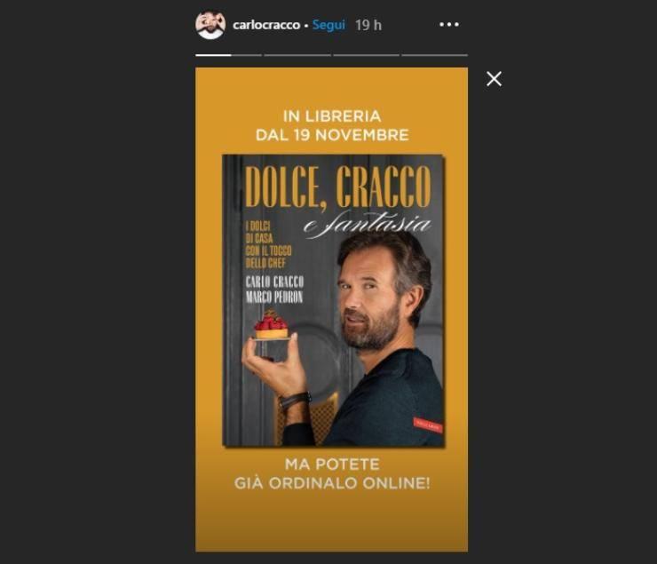 Carlo Cracco novità lezione di cucina ricettasprint