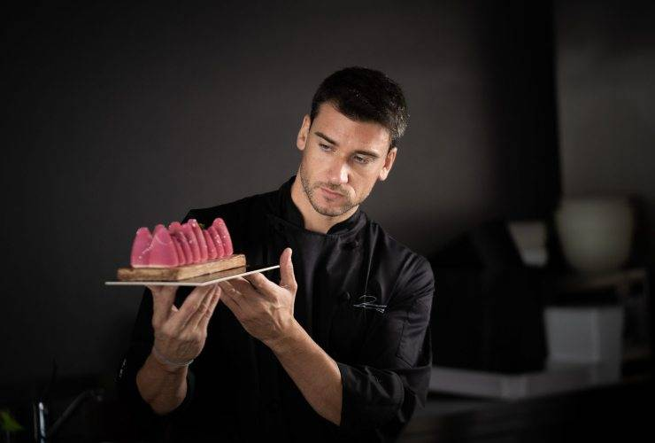 Damiano Carrara anteprima Bake Off Italia - RicettaSprint