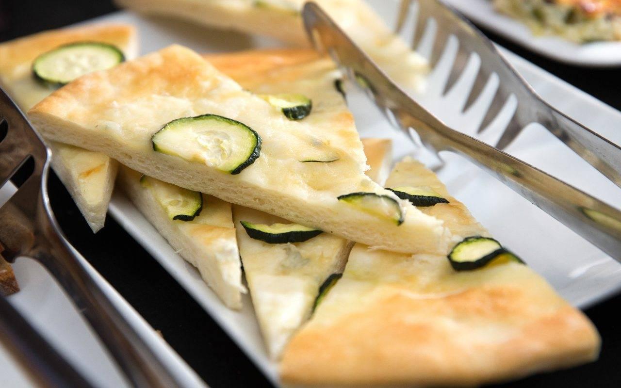 snack alle zucchine FOTO ricettasprint