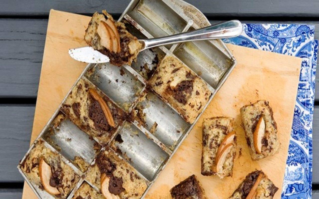 torta con gocce di cioccolato FOTO ricettasprint