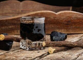 Bevanda alla liquirizia FOTO ricettasprint