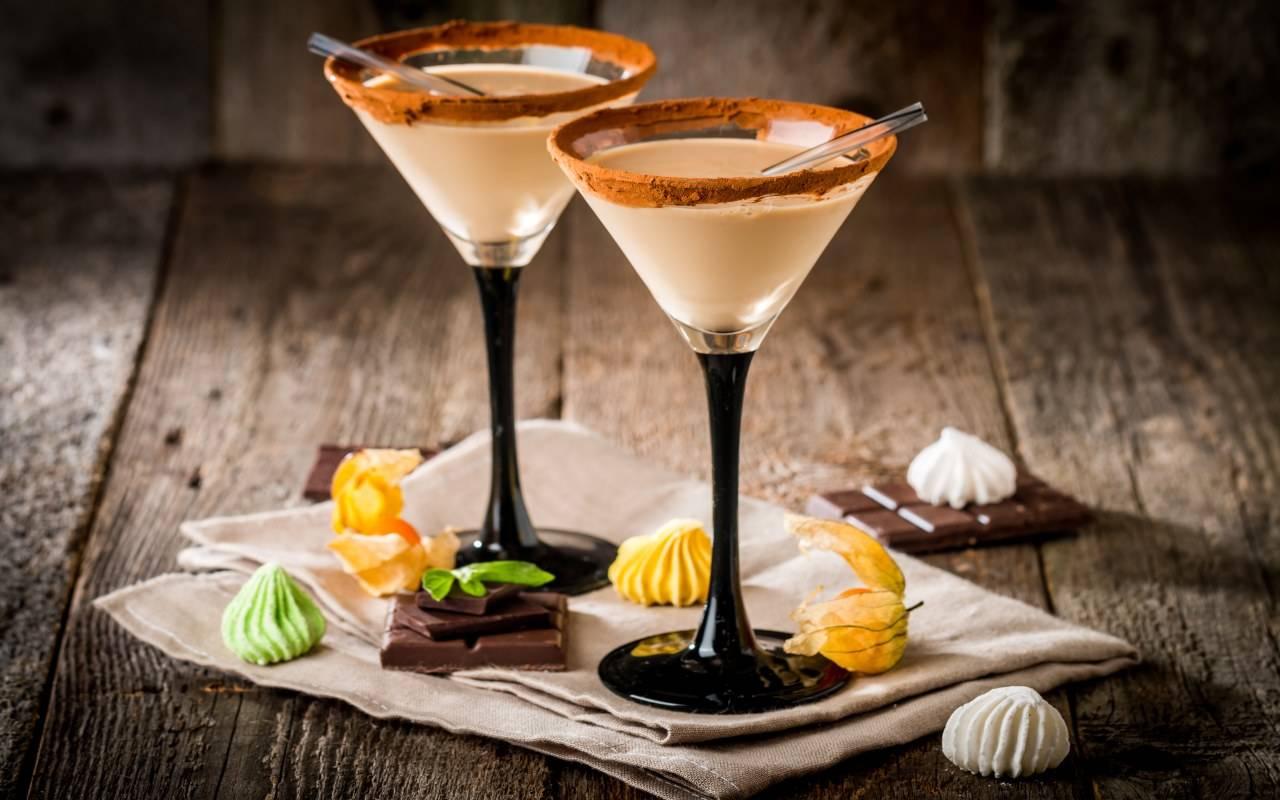 Bevanda liquorosa al mandarino FOTO ricettasprint