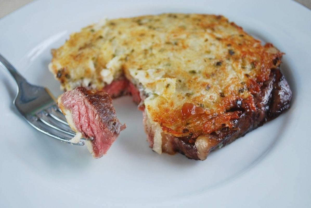 carne con patate FOTO ricettasprint