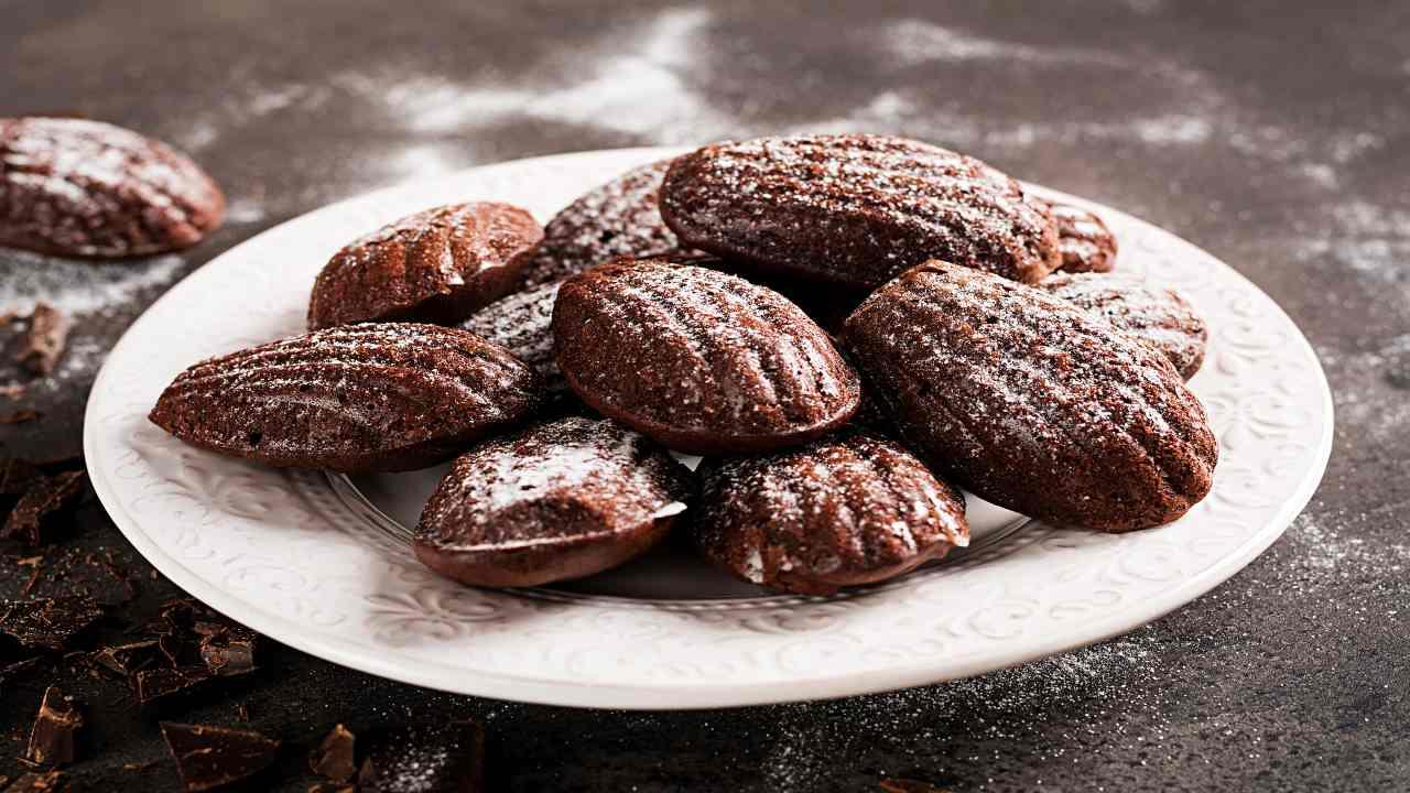 Dessert al cacao