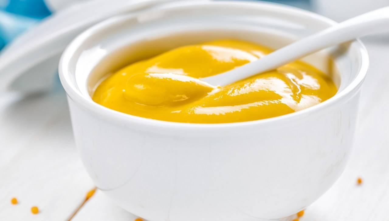 Maionese vegan alla senape ricetta