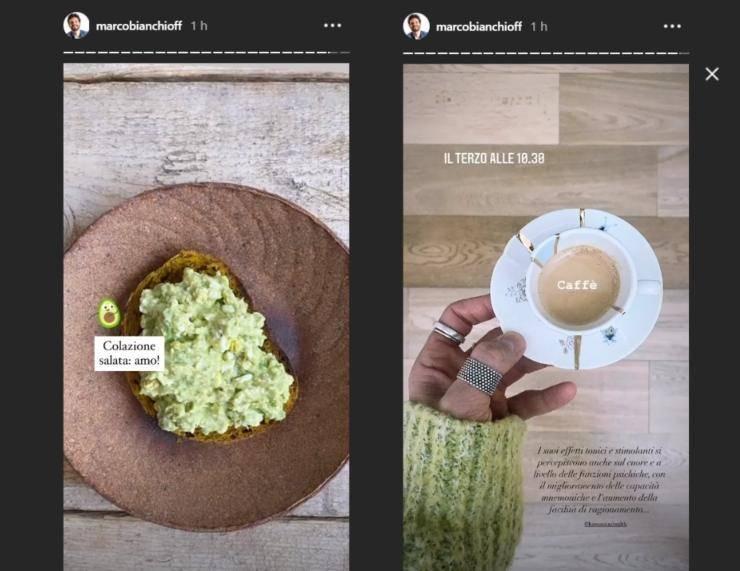 Marco Bianchi colazione salata - RicettaSprint