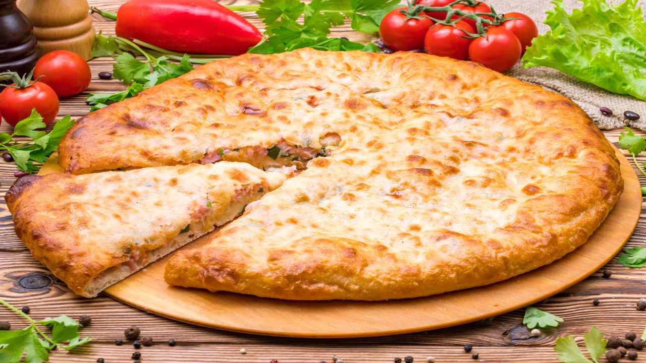 Pizza palermitana