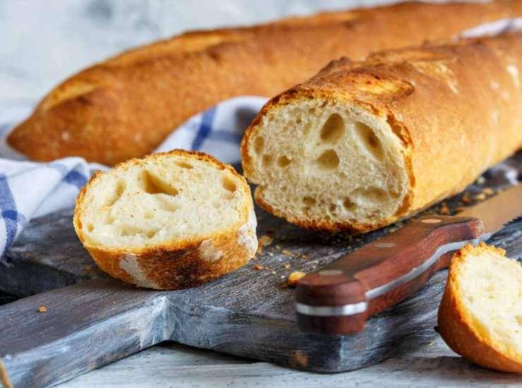 Mini sandwiches pane affettato formaggio
